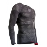 COMPRESSPORT ON/OFF MULTISPORT SHIRT LS M