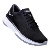 HOKA ONE ONE FLY CAVU 2 BLACK/WHITE