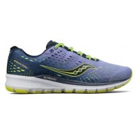 SAUCONY BREAKTHRU 3 PURPLE/NAVY WOMAN