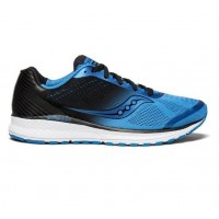 SAUCONY BREAKTHRU 4 BLUE/BLACK