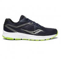 SAUCONY COHESION 11 NAVY/SLIME