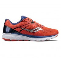 SAUCONY SWERVE RED/NAVY
