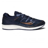 SAUCONY TRIUMPH ISO 4 NAVY/DENIM/COPPER