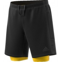 ADIDAS SPEED BR SHORT2IN1