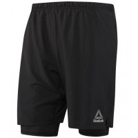 REEBOK OSR 2-1 SHORT BLACK