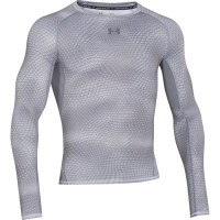 Camisola Under Armour HG Compression Printed Longsleeve