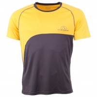 T-Shirt Swing Event Yellow/Grey
