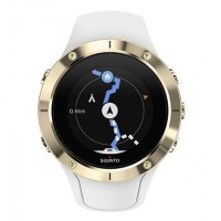 SPARTAN TRAINER WRIST HR GOLD